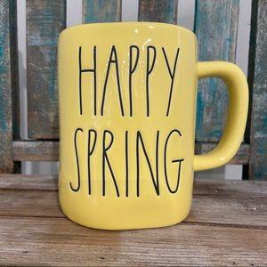 Rae Dunn Happy Spring Mug